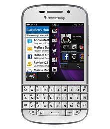 Blackberry Q10 ( 16GB , 2 GB ) White