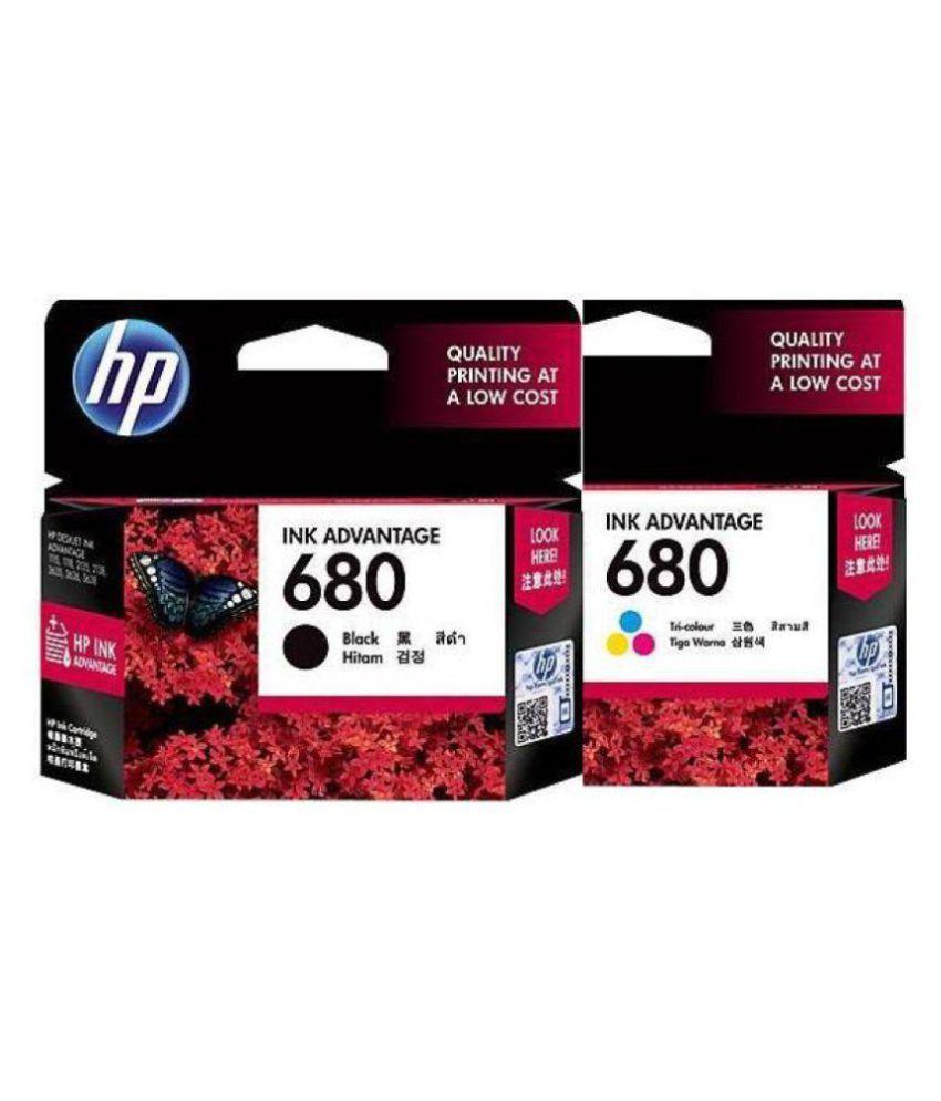 verena HP 680 Multicolor Single