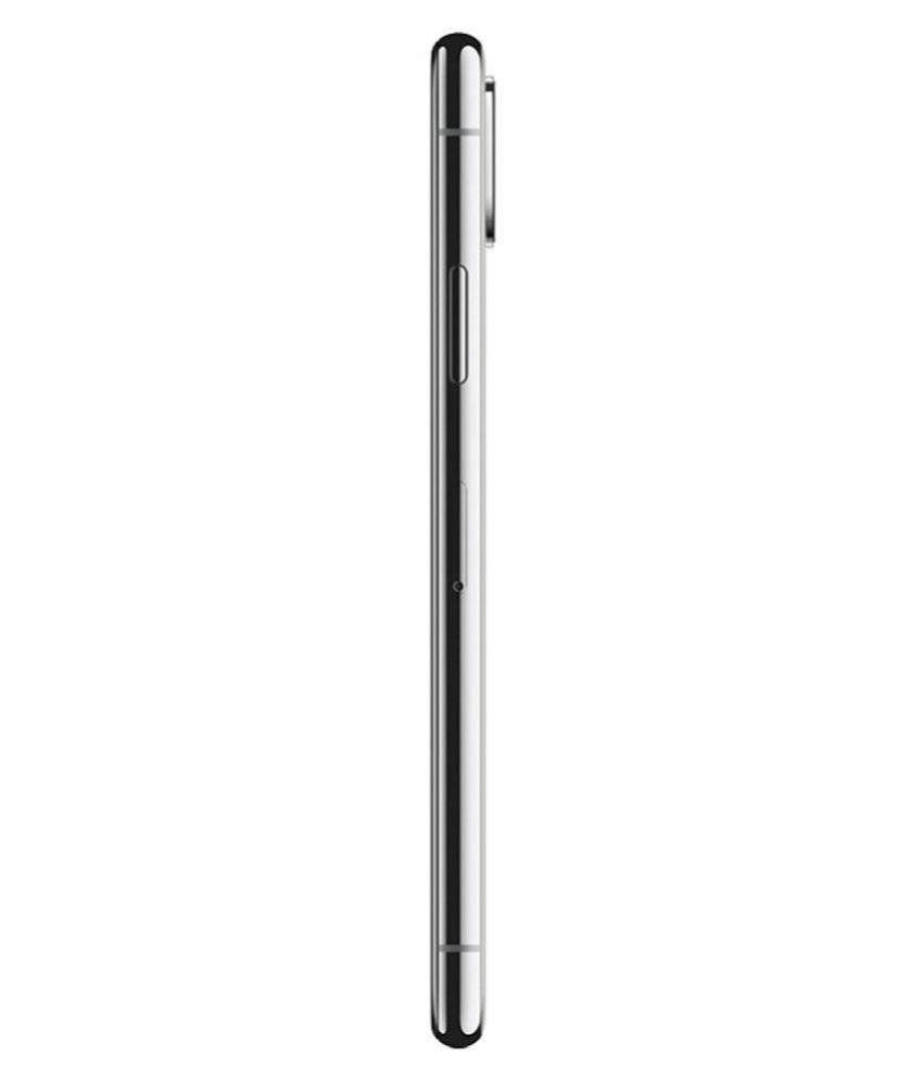 Apple X ( 256GB , 3 GB ) Silver