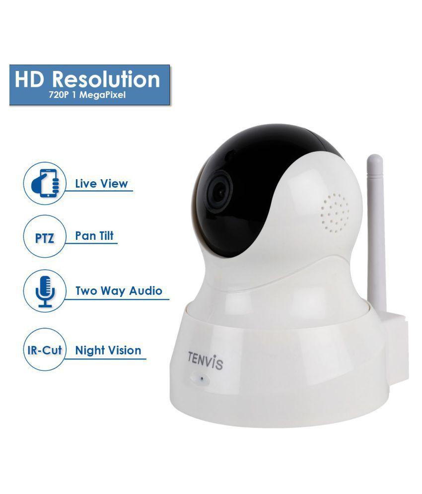 Download Drivers: Tenvis ROBOT2 Network Camera