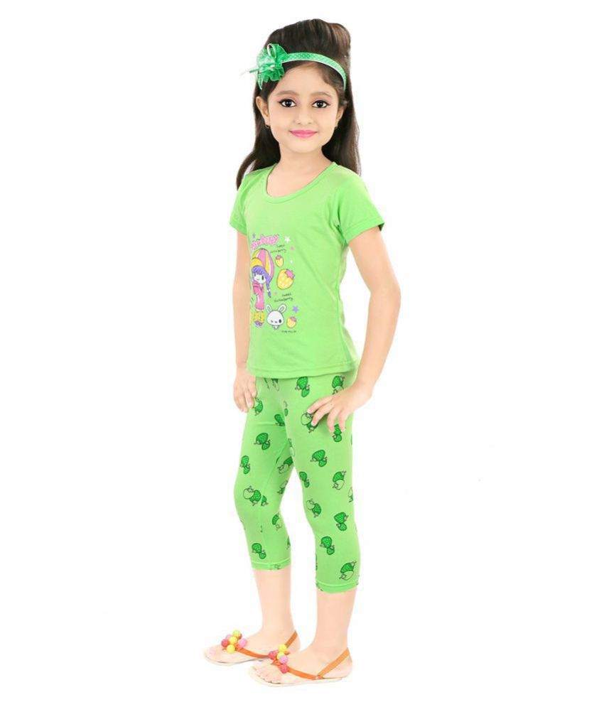 Girls Night Suit Buy Girls Night Suit Online At Low Price Snapdeal