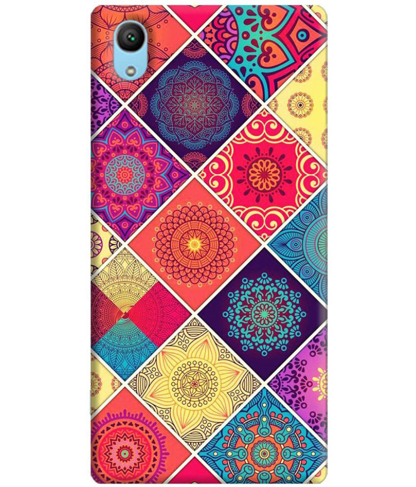 huge discount 70de6 f83d0 Sony Xperia XA1 Plus Printed Cover By FAB TODAY
