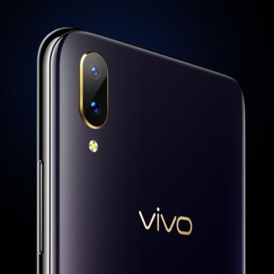 Vivo V11 Pro ( 64GB ,6GB) Dazzling Gold Mobile Phones Online