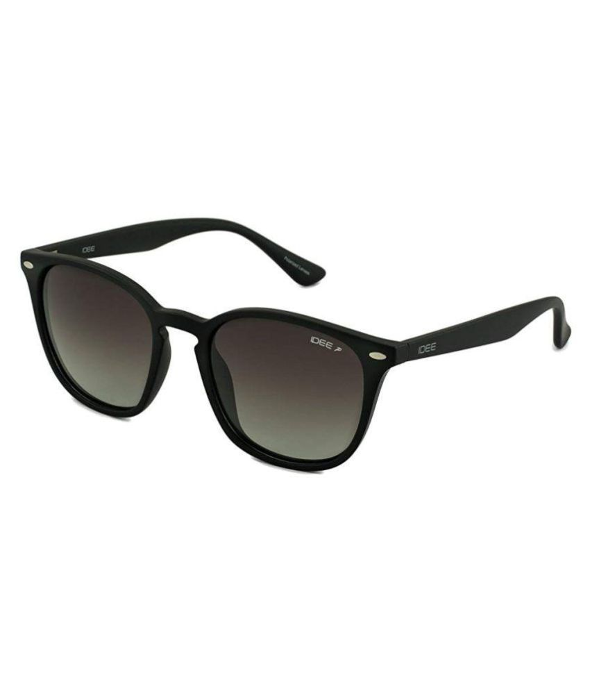 a471cf612d Idee Grey Square Sunglasses ( IDS2309C2PSG ) - Buy Idee Grey Square  Sunglasses ( IDS2309C2PSG ) Online at Low Price - Snapdeal