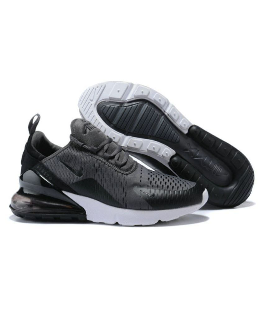 new arrival 6ccfd a227c ... top quality nike airmax 270 black running shoes nike airmax 270 black  running shoes 35880 3d92a