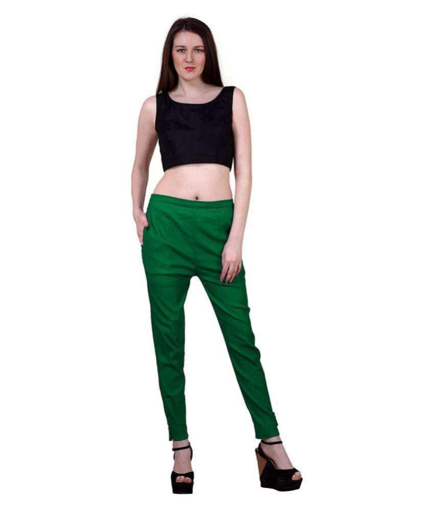 0df5867c4705bd Shararat Cotton Lycra Casual Pants Shararat Cotton Lycra Casual Pants ...