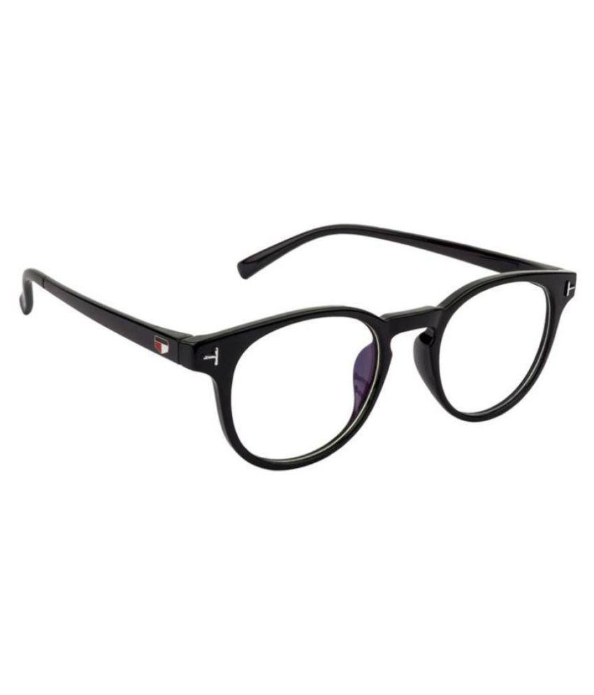 50e63e3add56a Victoria Secret Clear Panto Sunglasses ( VSI001622 )