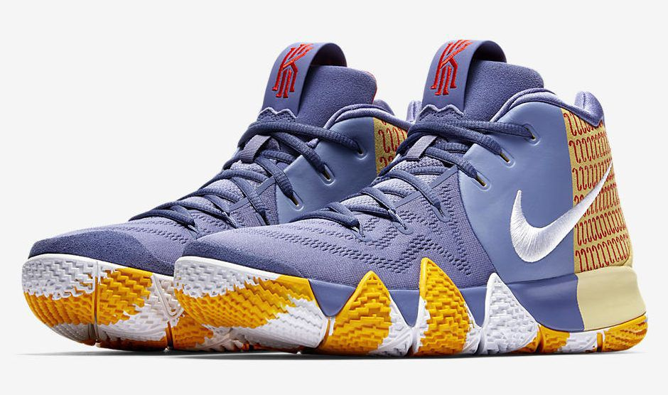 official photos a4e47 af1f9 Nike KYRIE 4 2018 Multi Color Basketball Shoes - Buy Nike KYRIE 4 2018  Multi Color Basketball Shoes Online at Best Prices in India on Snapdeal