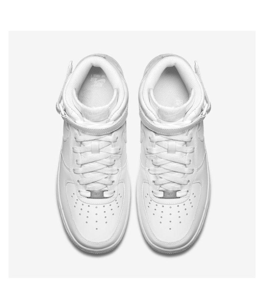 more photos 2a421 b3f31 ... Nike airforce 1 White Casual Shoes ...