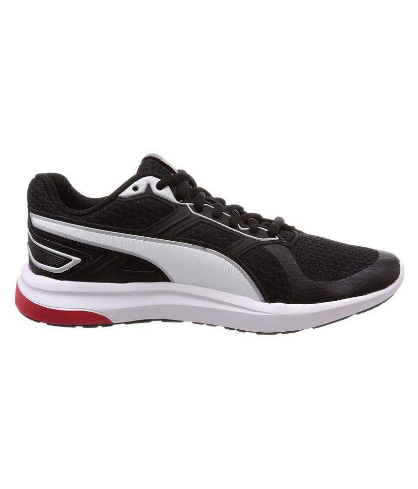 0db26da86e7ee3 Puma Escaper Tech Running Shoes Black Puma Escaper Tech Running Shoes Black  ...