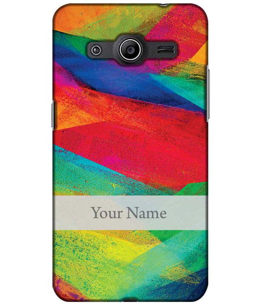 Samsung Galaxy Core 2 3D Back Covers By Printland