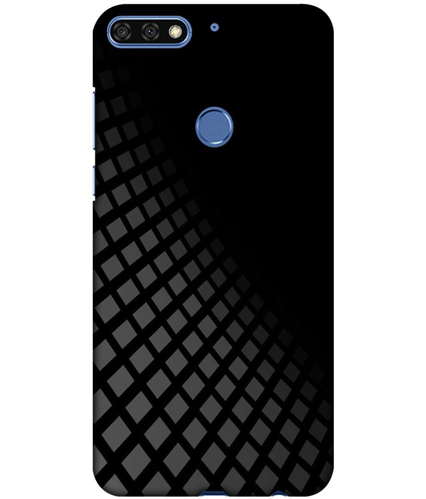 Honor 7C Printed Cover By Blutec