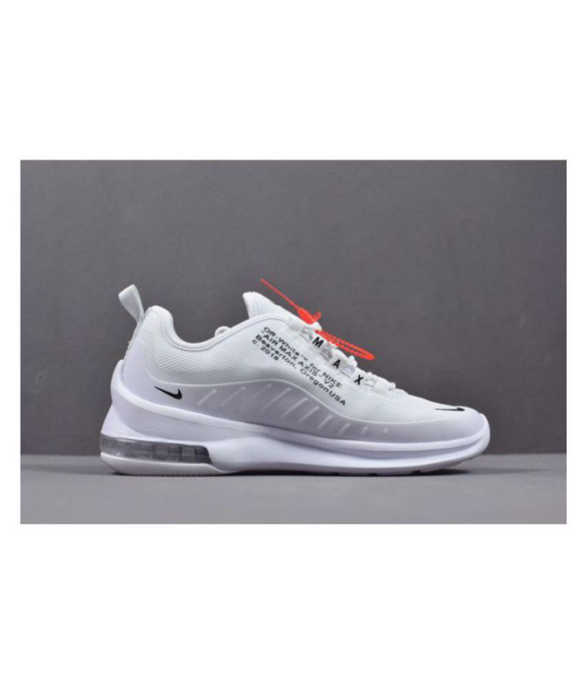 0ba0ccb647 Nike Air Max Axis Off White Running Shoes - Buy Nike Air Max Axis Off White Running  Shoes Online at Best Prices in India on Snapdeal