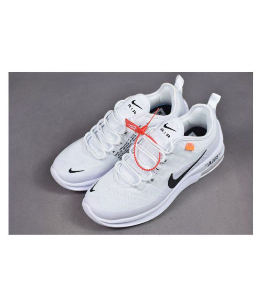 942cfc9dcf6740 Nike Air Max Axis Off White Running Shoes - Buy Nike Air Max Axis ...