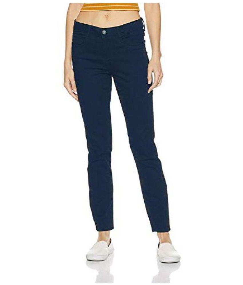 Shopper Cotton Jeans - Blue