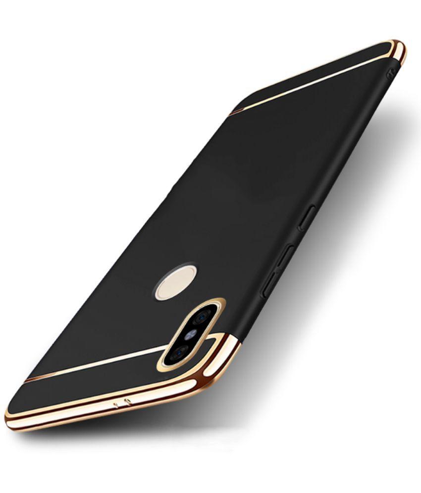 Y2 Plain Cases Sedoka - Black