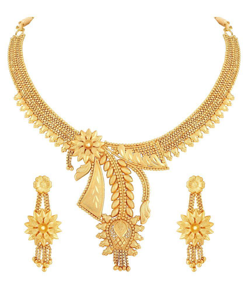 Asmitta Jewellery Necklaces Set