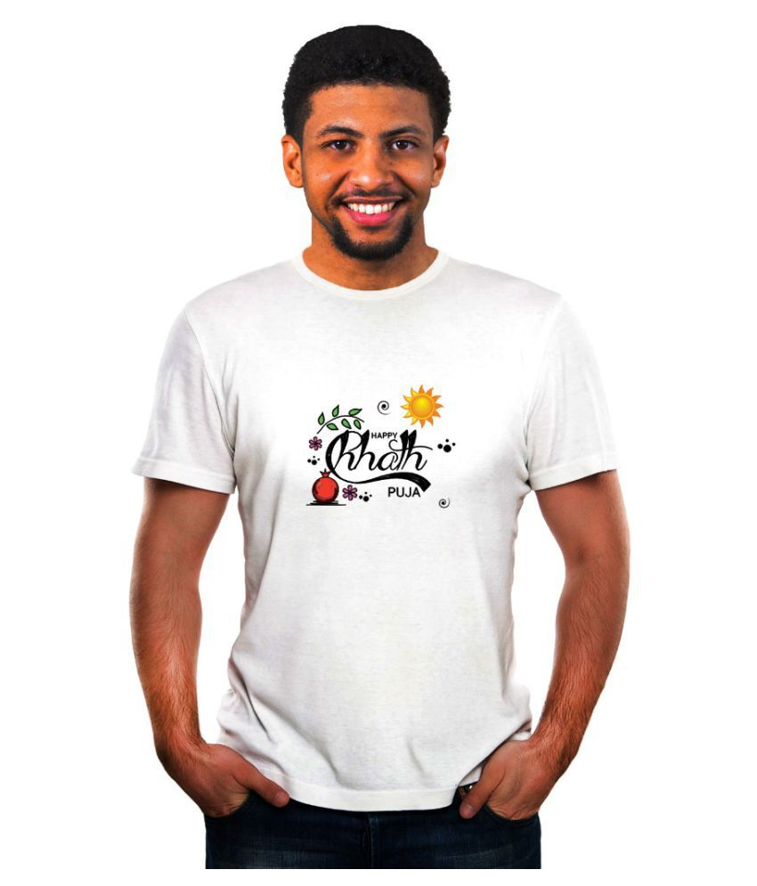 Ritzees Unisex Half Sleeve Dry Fit White Polyester Combo T-Shirt on 43Rd Anniversary-Xxll