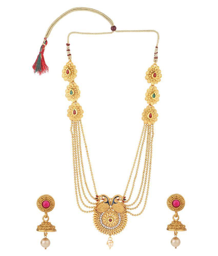 Archi Collection Necklaces Set