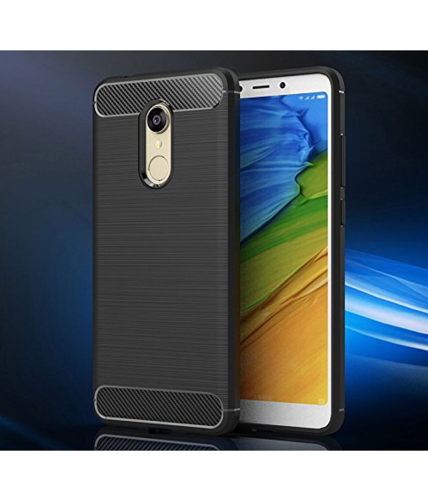 Xiaomi Redmi Note 5 Shock Proof Case Bracevor - Black