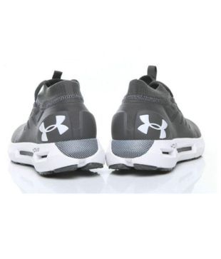 low cost 0ee50 ed4c5 Under Armour HOVR Phantom Connected Gray Running Shoes - Buy ...
