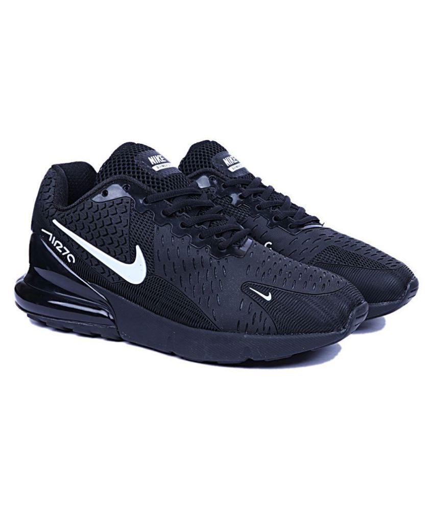 Nike Airmax 270 Flair Kpu Black Running