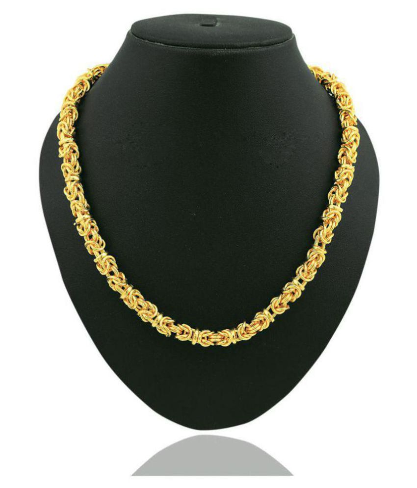 32832350b7aaa Hk Enterprise Gold Chains Mens Jewellery