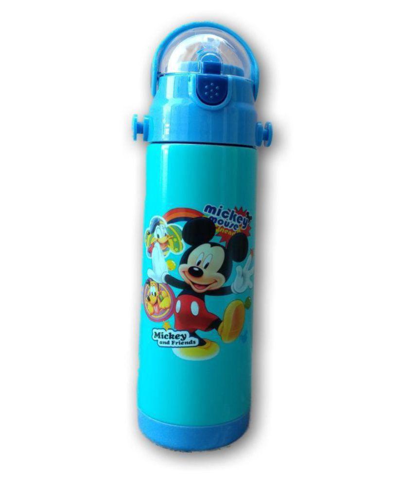 Nityakshi Mickey Mouse Water Bottle 500 ml