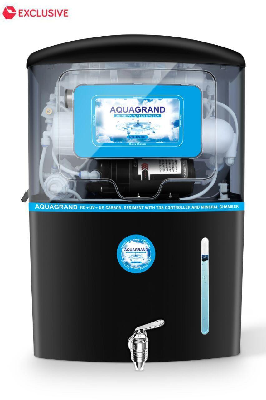 Aquagrand 15 Litres Aqua Natural Ro Auto Tds Controll Ro