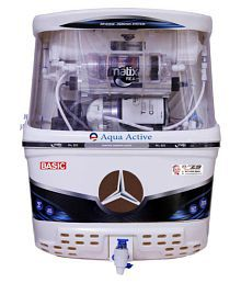 ACTIVE PRO Real Basic 15 Ltr RO Water Purifier