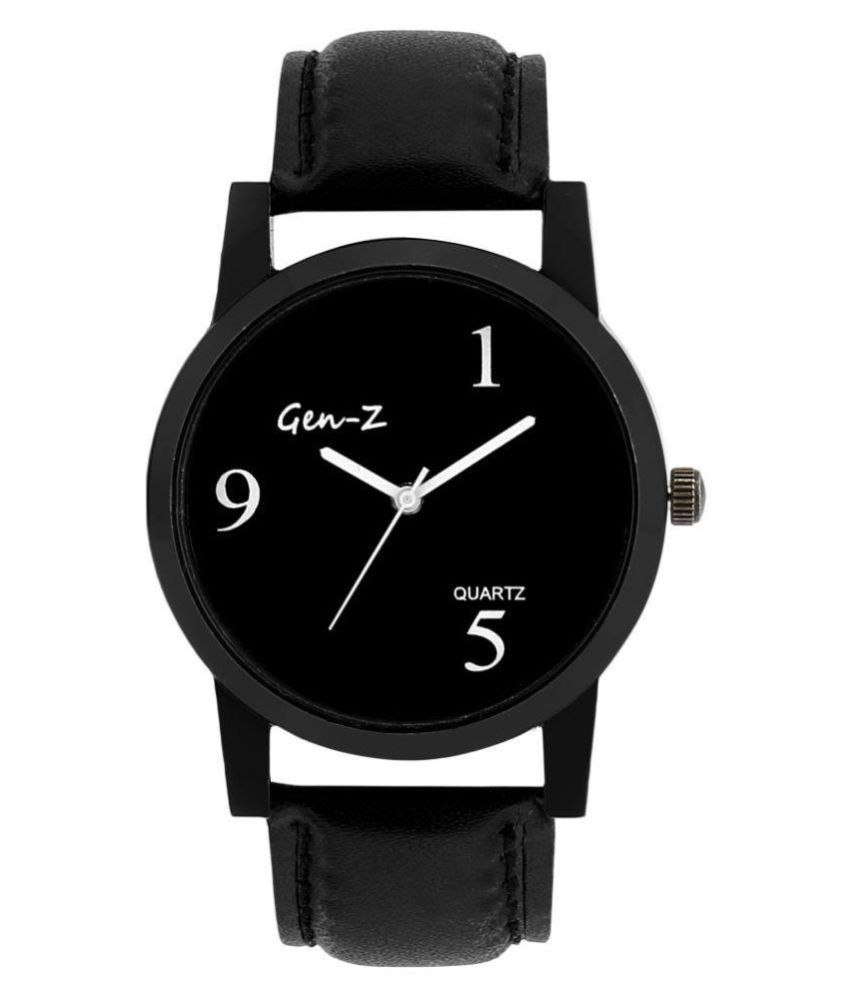 e948f0510f2 ... Gen-Z Bestselling Gift Combo - 10 Graphic Analog watches Leather Analog  Men s Watch ...