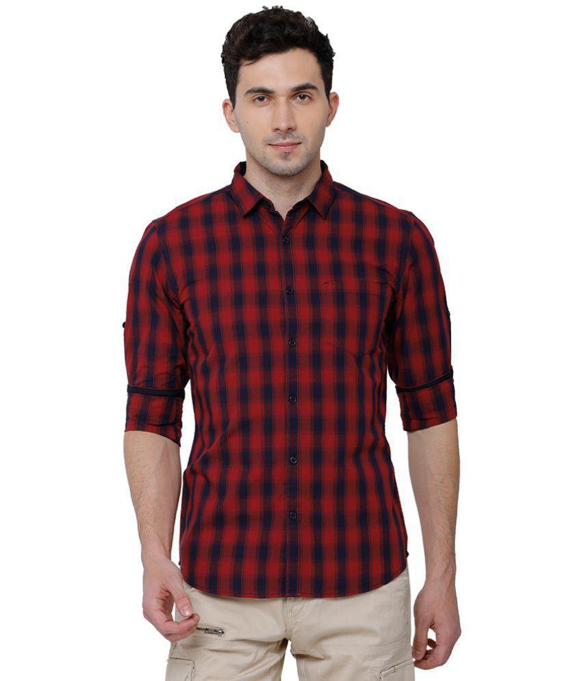 Horsefly 100 Percent Cotton Shirt