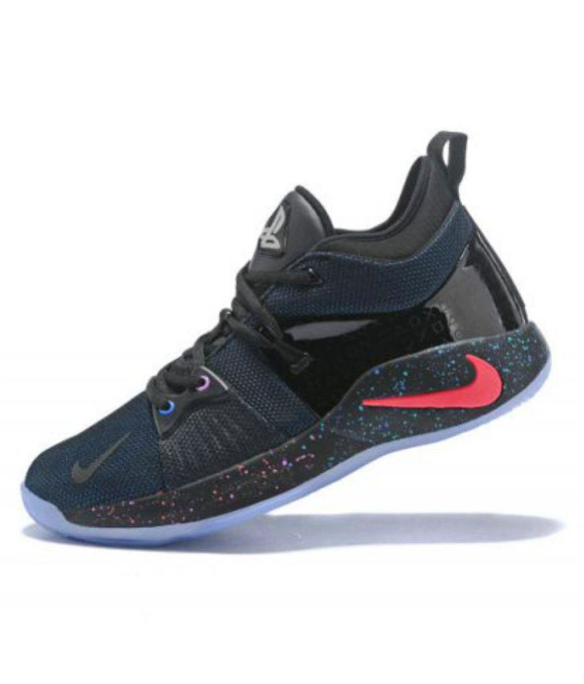 best website 63586 21892 Nike PG 2 PLAYSTATION LED LIGHT Blue Basketball Shoes