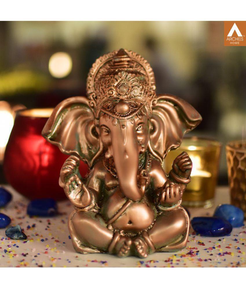 Archies Ganesha Polyresin Idol