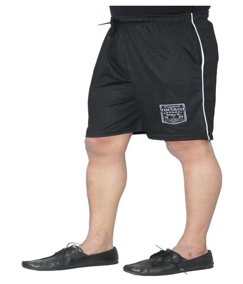 harvi.com Black Shorts