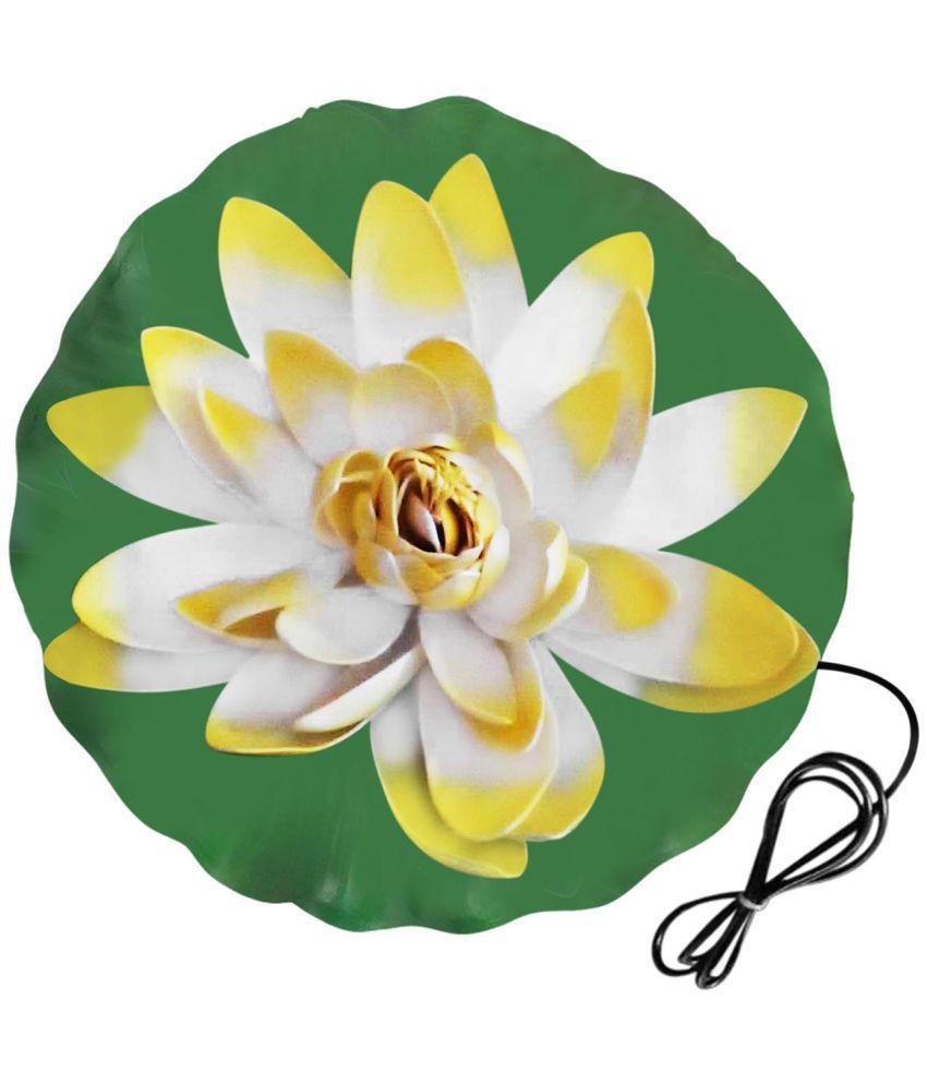 Buy Led Lotus Flower Shape Colorful Garden Yard Fountain Water Float