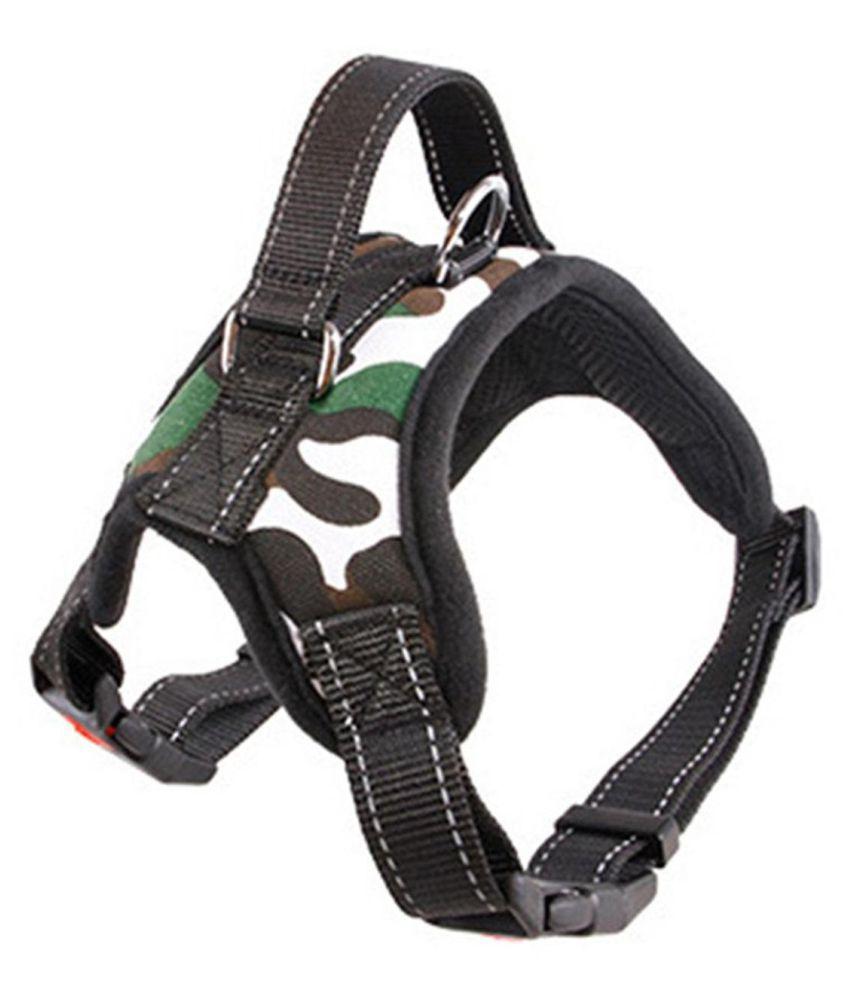 Pet Dog Adjustable Safety Harness Travel Strap Vest Dog Walking Harness