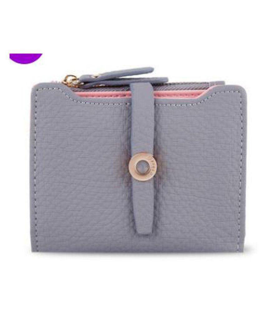 Noble Gray Wallet