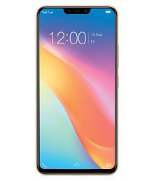 Vivo Y81 (32GB, 3GB RAM)- FullView Display