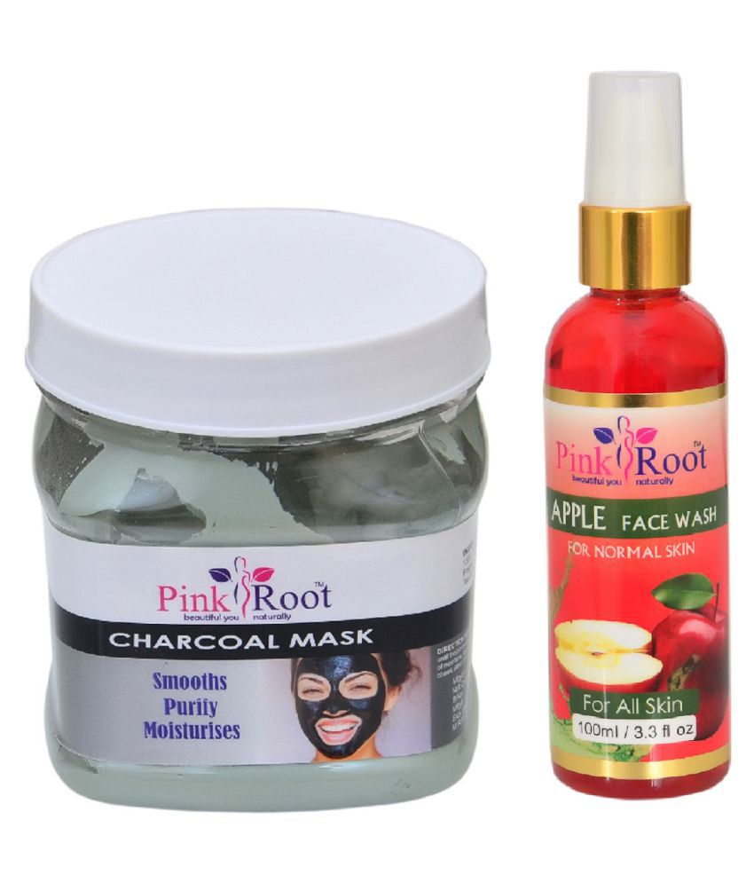 Pink Root Face Wash 100 Ml Pack Of 2: Buy Pink Root Face