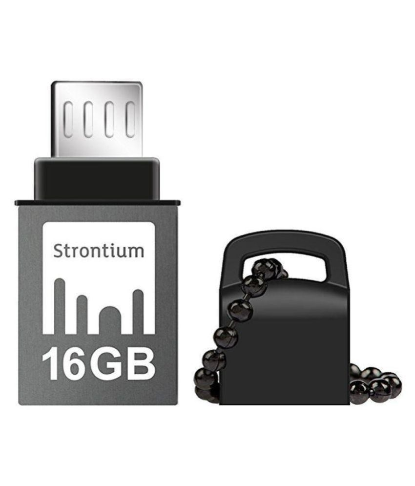 Strontium Nitro 16 GB USB 3.1 OTG Pendrive Pack of 1