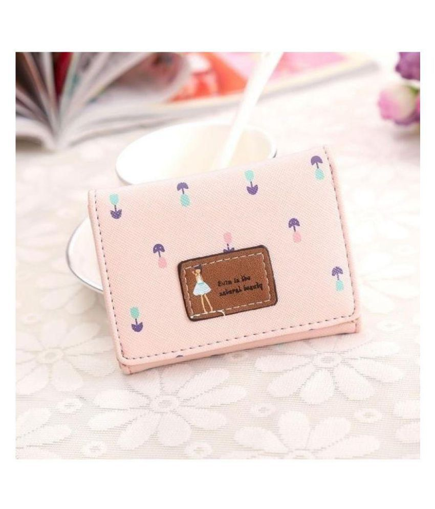 Noble Pink Wallet