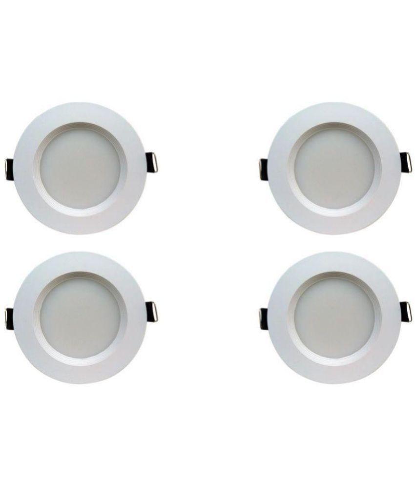 Bene 5W Round Ceiling Light 10.5 cms. - Pack of 4