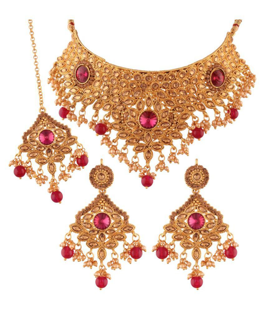 I Jewels Necklaces Set
