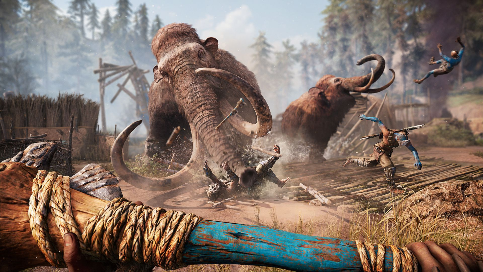 JBD FARCRY PRIMAL UBISOFT GAME {Offline} PC Game ( PC Game )