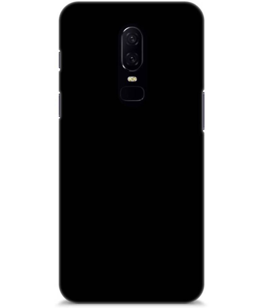 OnePlus 6 Shock Proof Case MAXX3D - Black FLEXIBLE