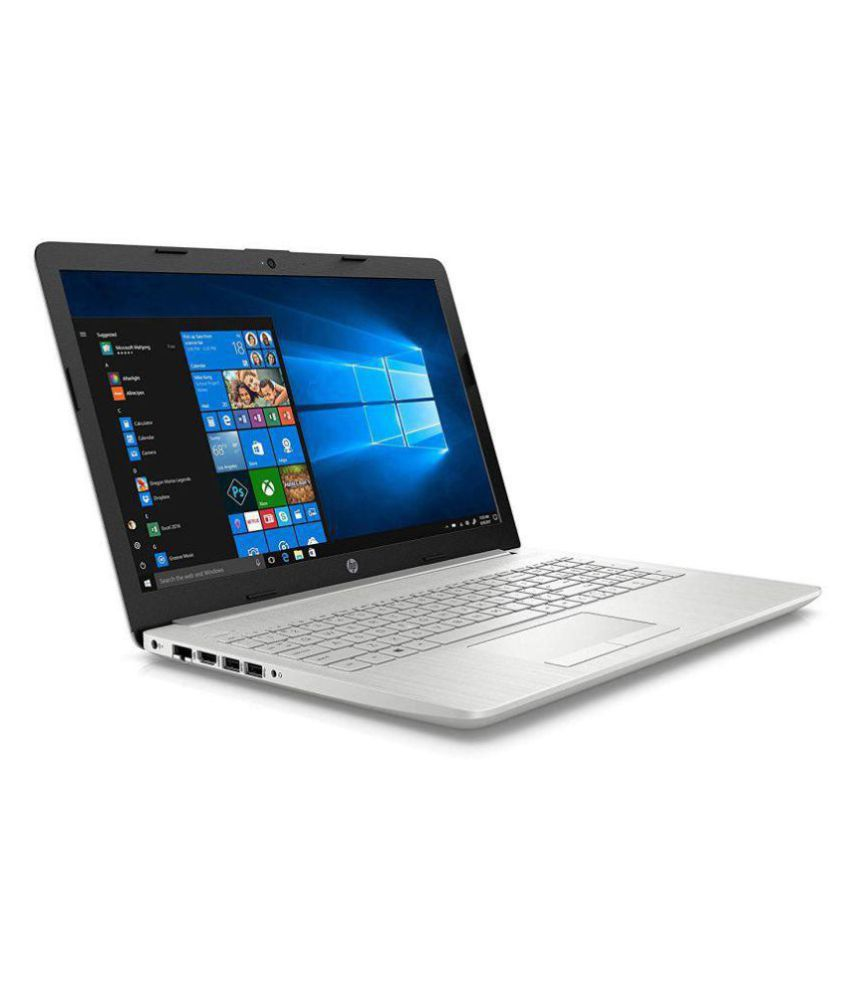 HP 15-da0326tu 2018 15.6-inch FHD Laptop (7th Gen Intel ...
