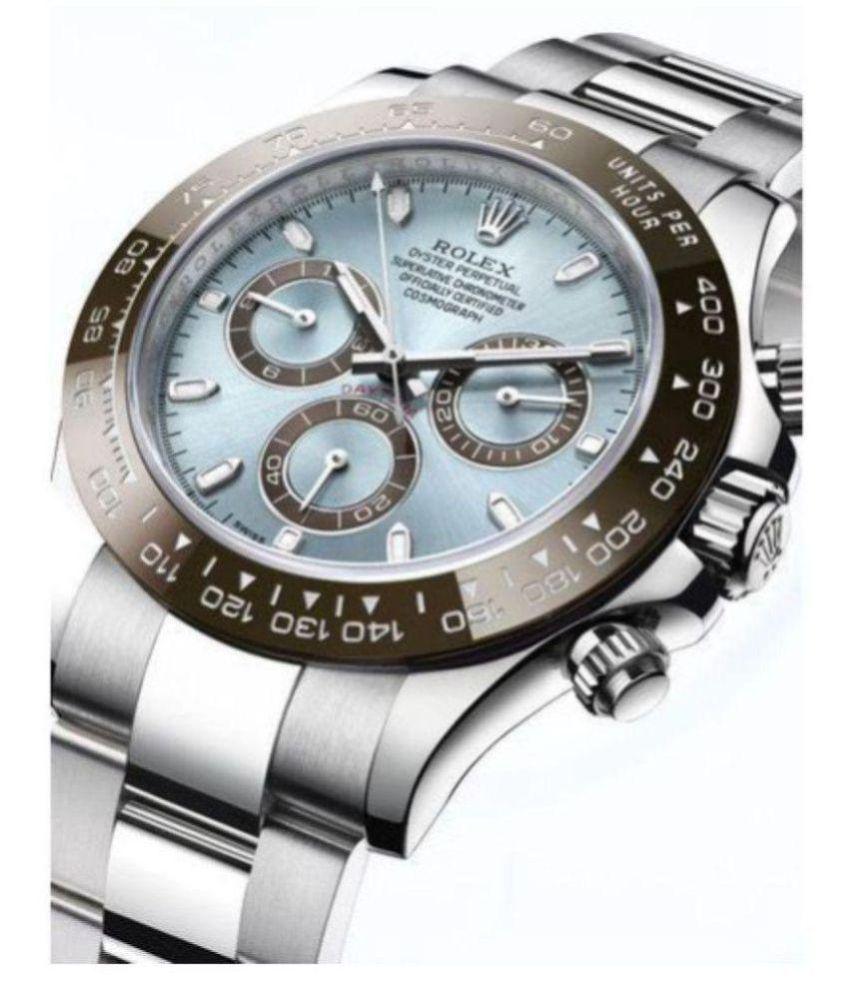 1f4719d32ed ... Rolex Watch For Men Rolex 116500 Stainless Steel Analog Men's Watch ...
