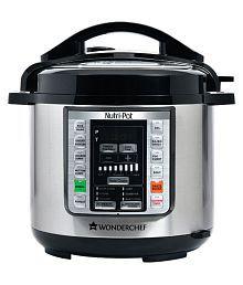 Wonderchef Nutri-Pot Above3 Ltr Electric Cooker