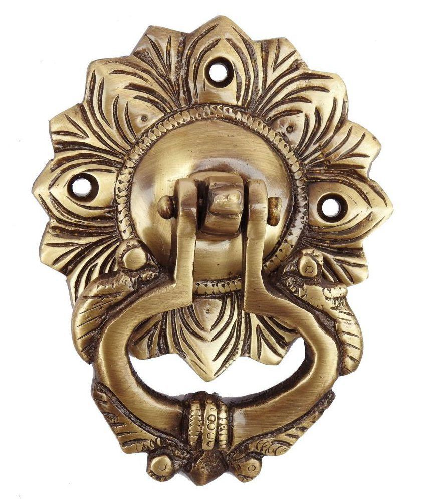 Brass Made Door Knocker, Antique Door Fitting, Metal Door Knocker